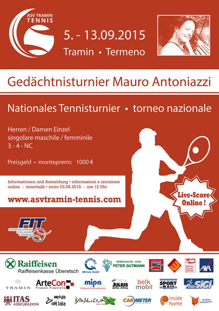 3-4-NC Turnier 2015 - Flyer