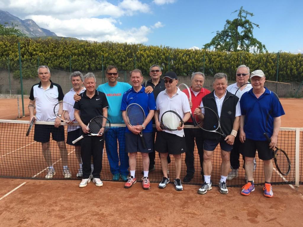 Seniorengruppe vom TSV Plattenhardt