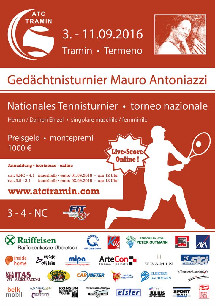 3-4-NC Turnier 2016 - Flyer